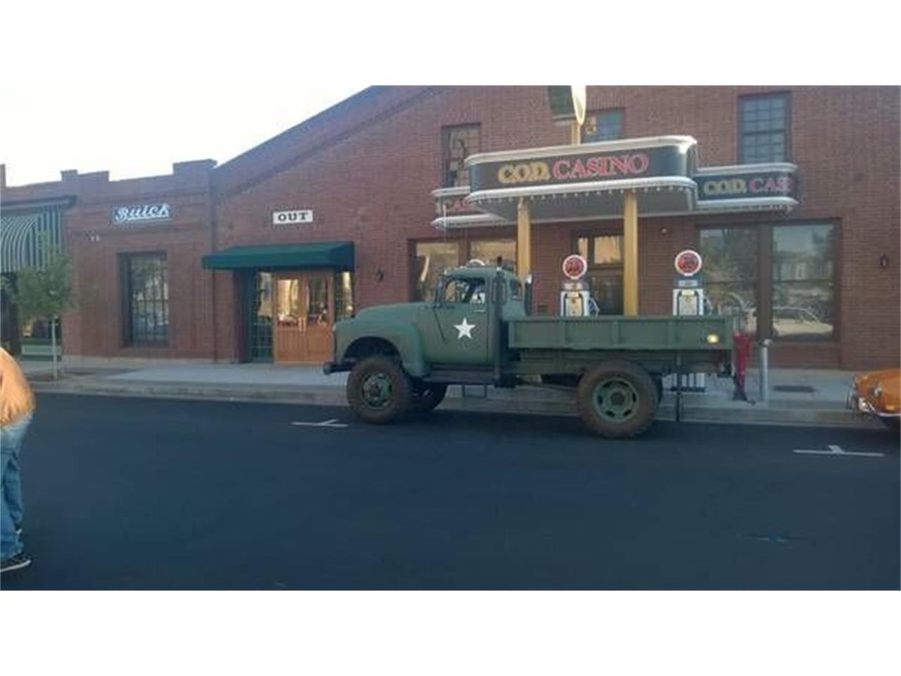 1953 GMC Military Vehicle (CC-1375643) for sale in Cadillac, Michigan