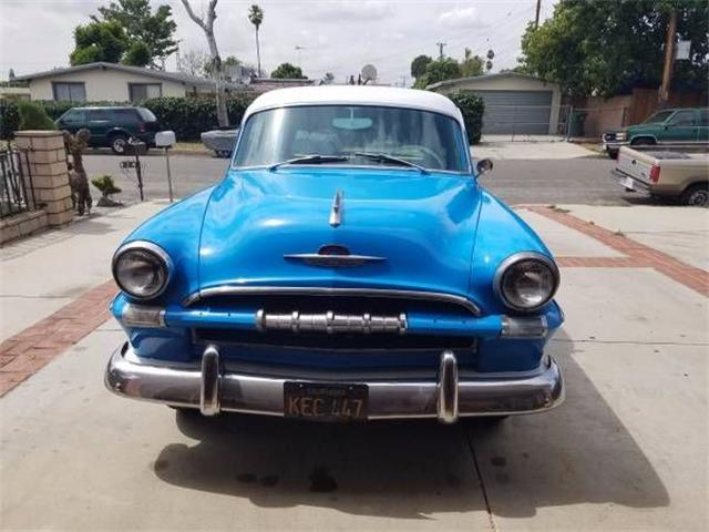 1953 Plymouth Cranbrook (CC-1375644) for sale in Cadillac, Michigan