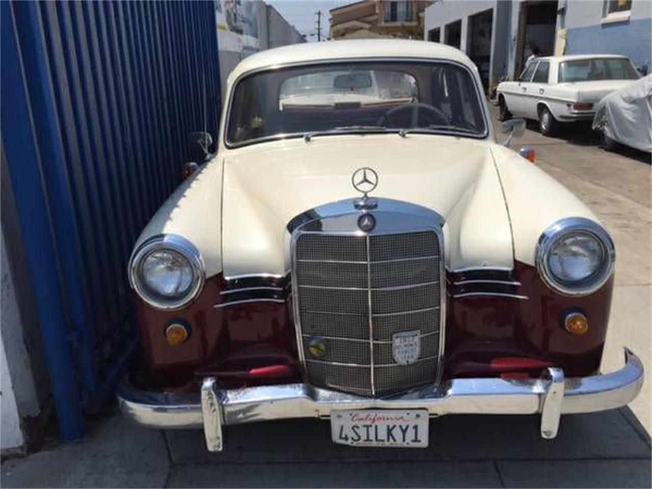 1959 Mercedes-Benz 190 (CC-1375650) for sale in Cadillac, Michigan