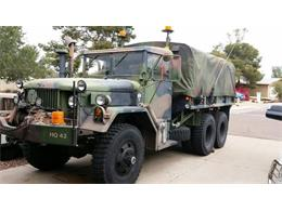 1965 AM General M35 (CC-1375654) for sale in Cadillac, Michigan