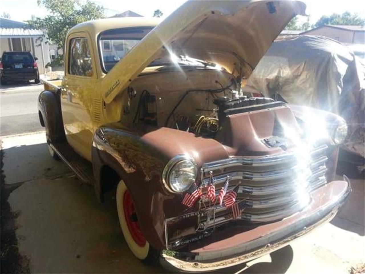 1950 Chevrolet 3100 (CC-1375656) for sale in Cadillac, Michigan