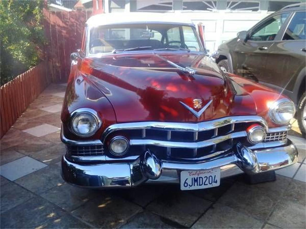 1951 Cadillac Series 62 (CC-1375657) for sale in Cadillac, Michigan