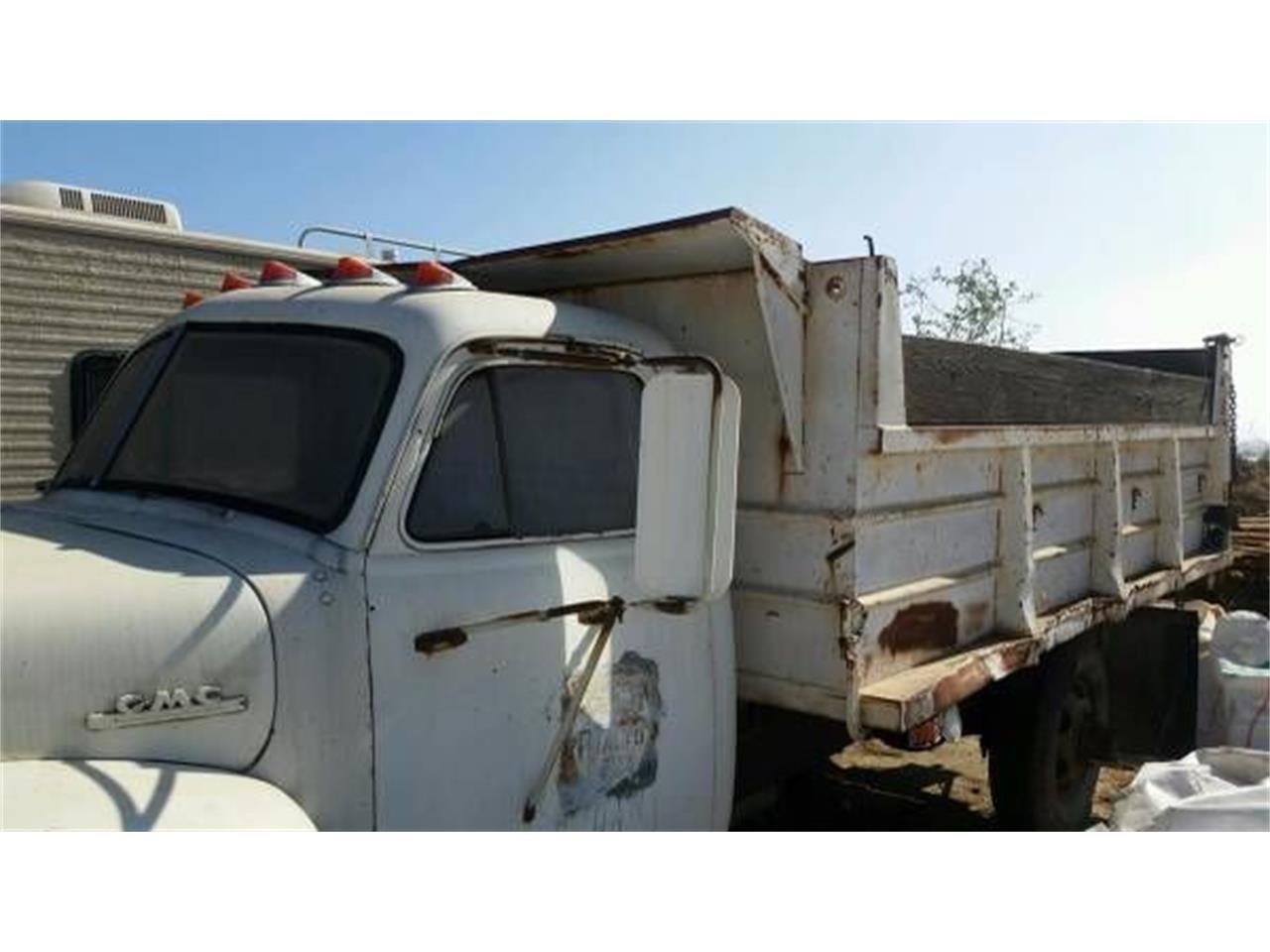 1954 GMC Dump Truck (CC-1375659) for sale in Cadillac, Michigan
