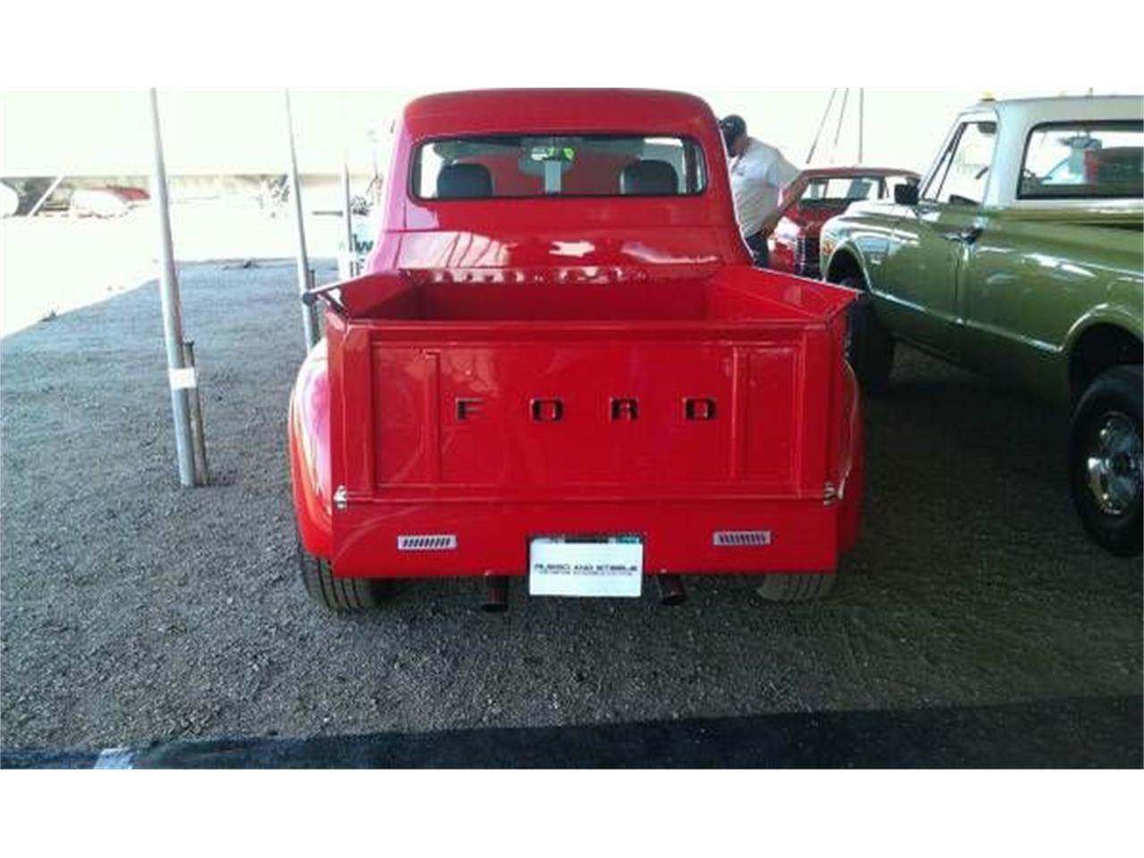 1955 Ford F100 (CC-1375661) for sale in Cadillac, Michigan