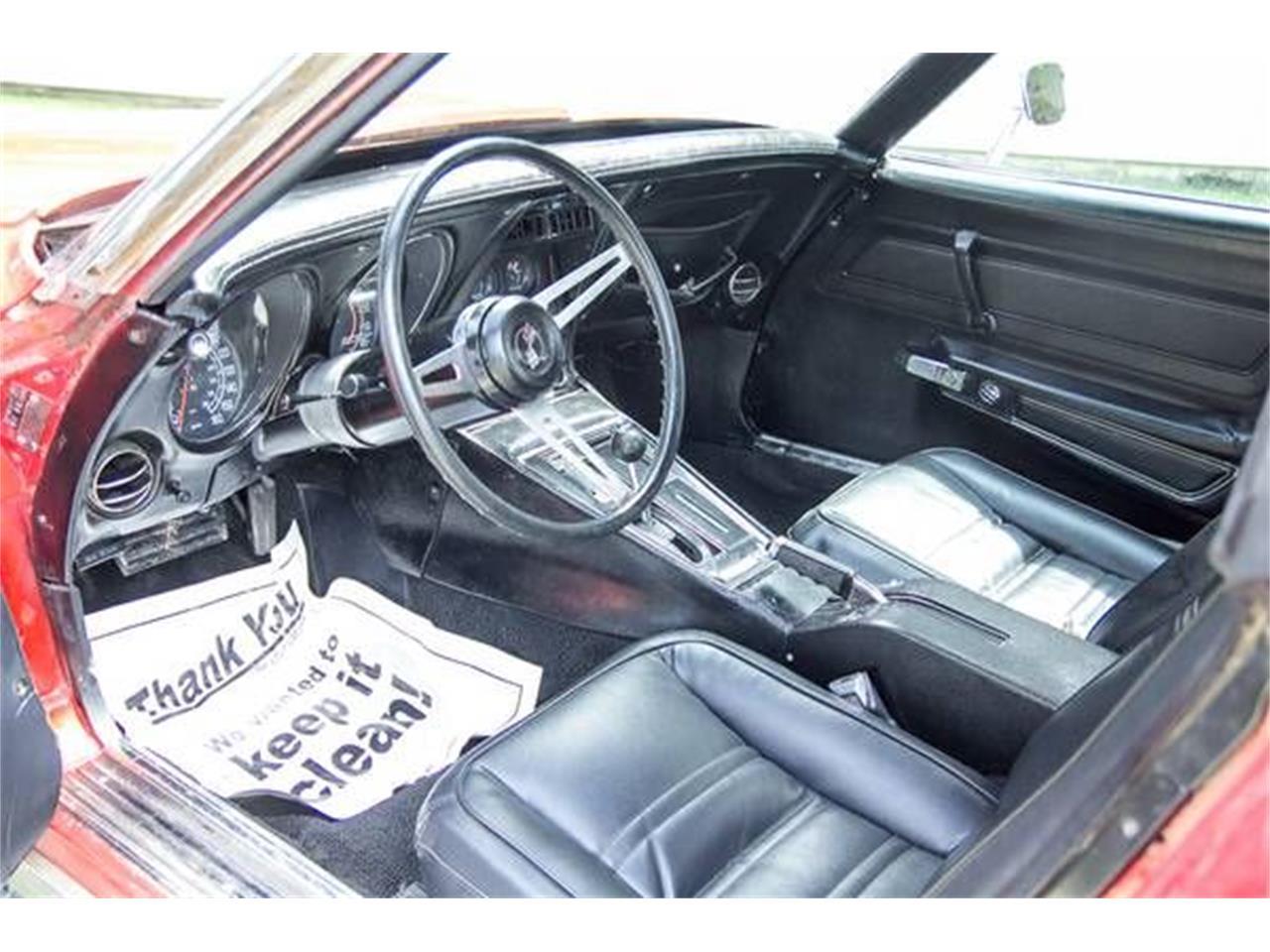 1975 Chevrolet Corvette (CC-1375672) for sale in Cadillac, Michigan