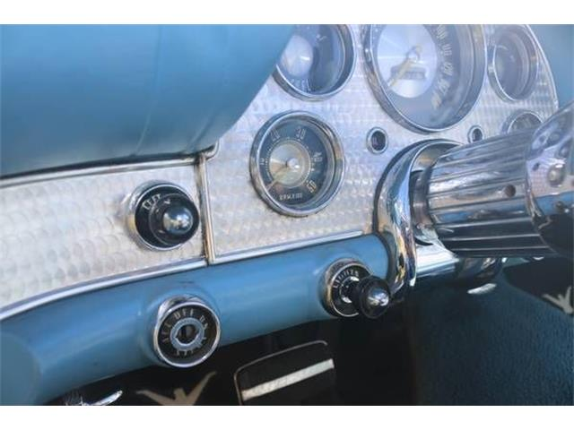 1957 Ford Thunderbird (CC-1375674) for sale in Cadillac, Michigan