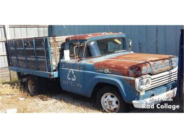 1959 Ford F350 (CC-1375675) for sale in Cadillac, Michigan