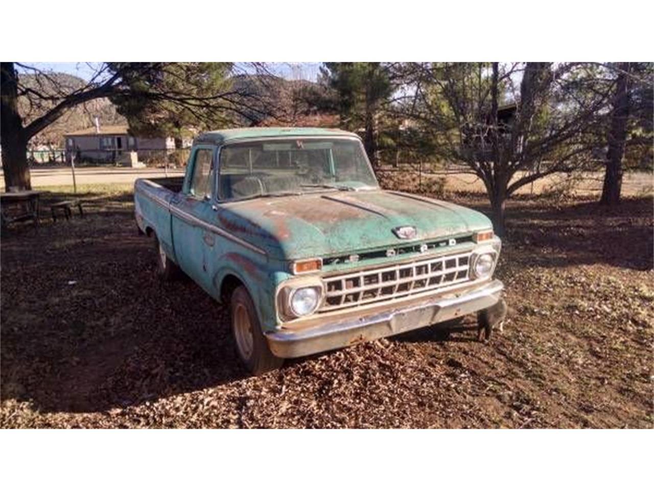1965 Ford F150 (CC-1375676) for sale in Cadillac, Michigan