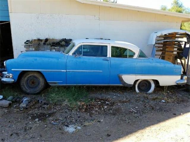 1954 Chrysler Windsor (CC-1375678) for sale in Cadillac, Michigan