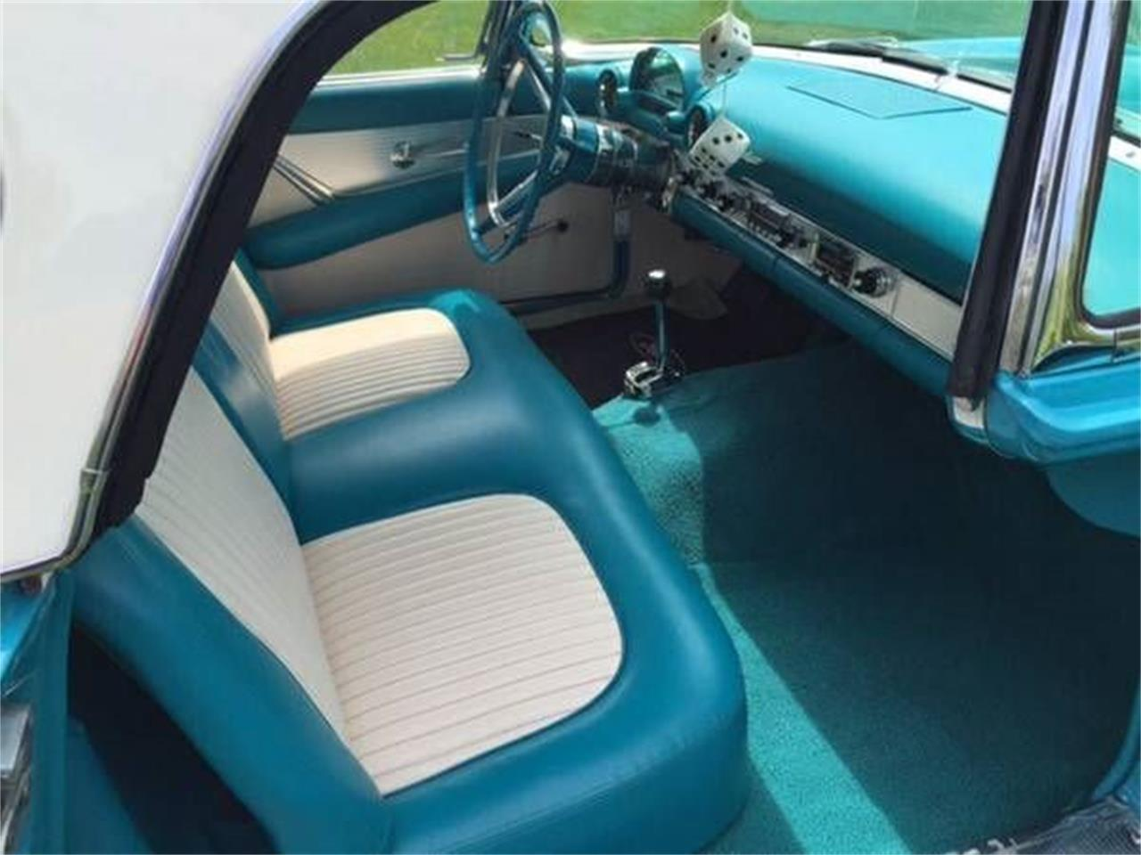 1956 Ford Thunderbird (CC-1375682) for sale in Cadillac, Michigan
