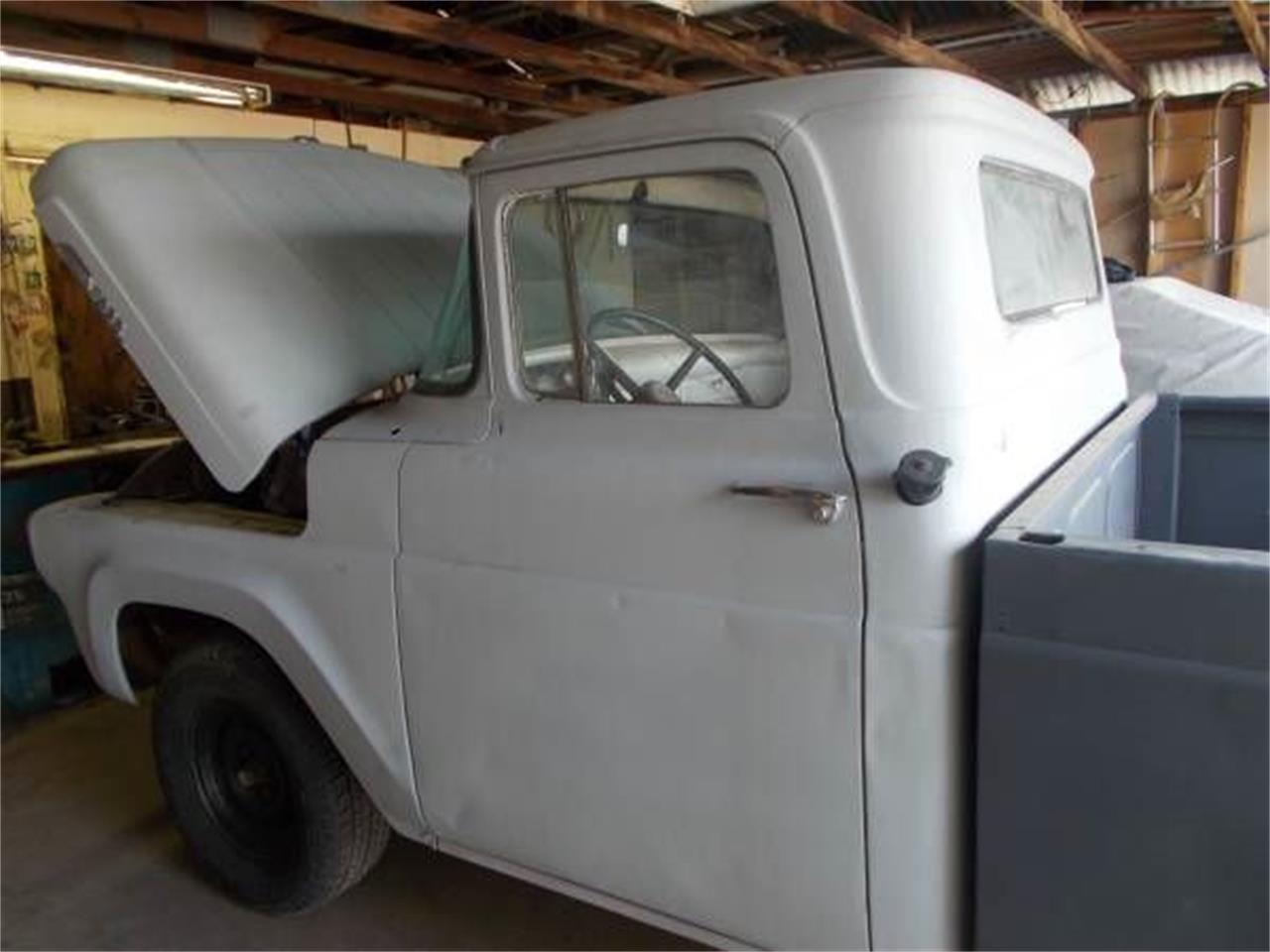 1957 Ford F100 (CC-1375684) for sale in Cadillac, Michigan