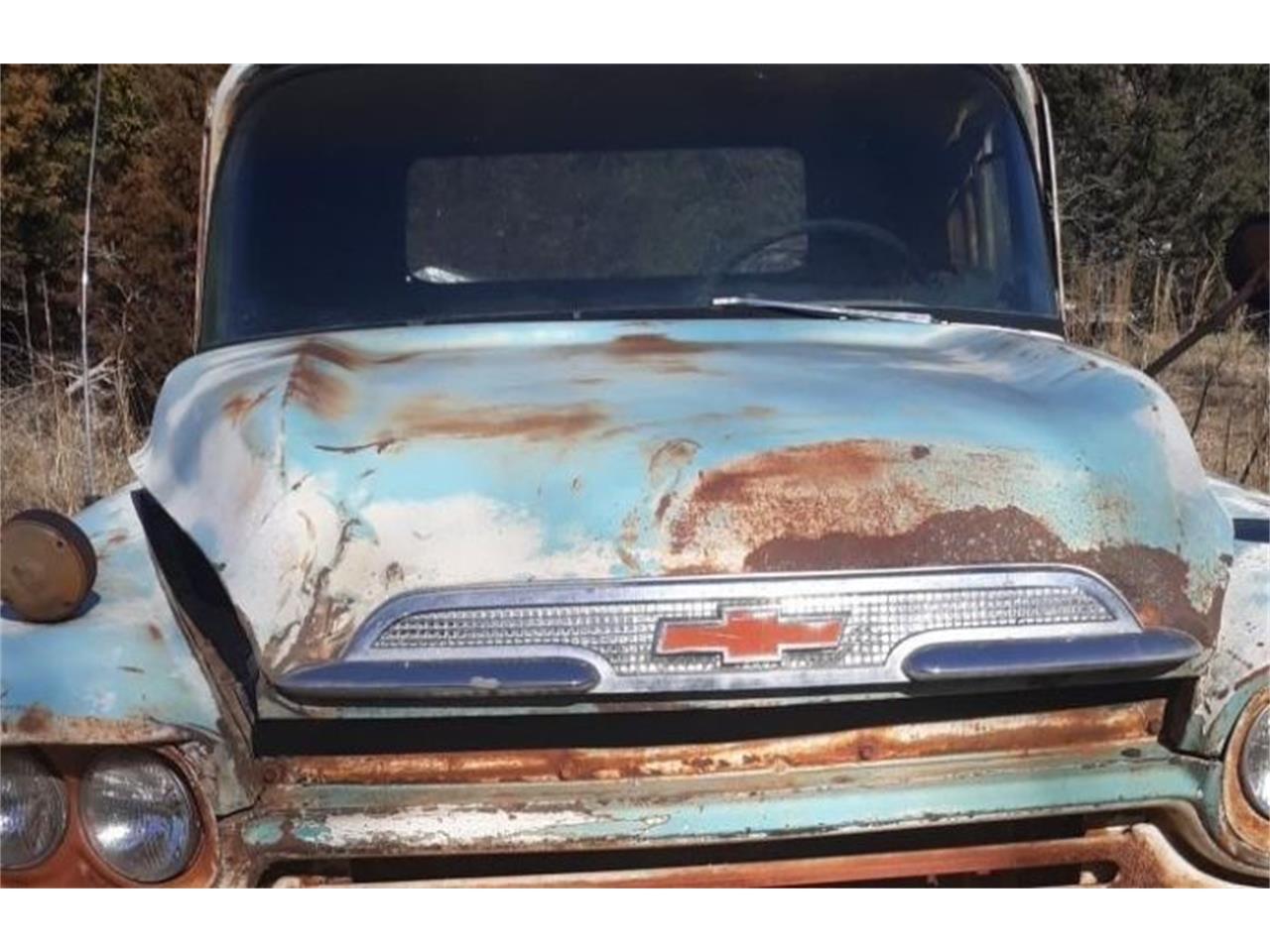 1959 Chevrolet 3100 (CC-1375691) for sale in Cadillac, Michigan