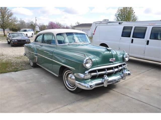 1954 Chevrolet Bel Air (CC-1375695) for sale in Cadillac, Michigan