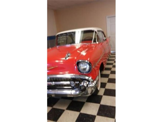 1957 Chevrolet Bel Air (CC-1375707) for sale in Cadillac, Michigan
