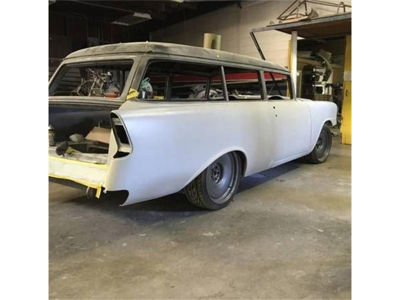 1956 Chevrolet Station Wagon (CC-1375709) for sale in Cadillac, Michigan