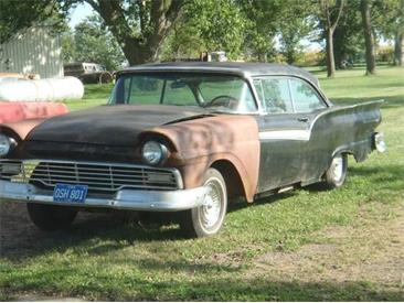 1957 Ford Fairlane 500 (CC-1375719) for sale in Cadillac, Michigan