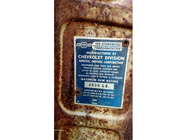 1956 Chevrolet 3800 (CC-1375720) for sale in Cadillac, Michigan