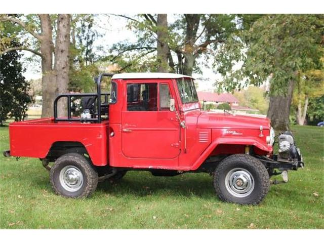 1965 Toyota Land Cruiser FJ45 (CC-1375726) for sale in Cadillac, Michigan
