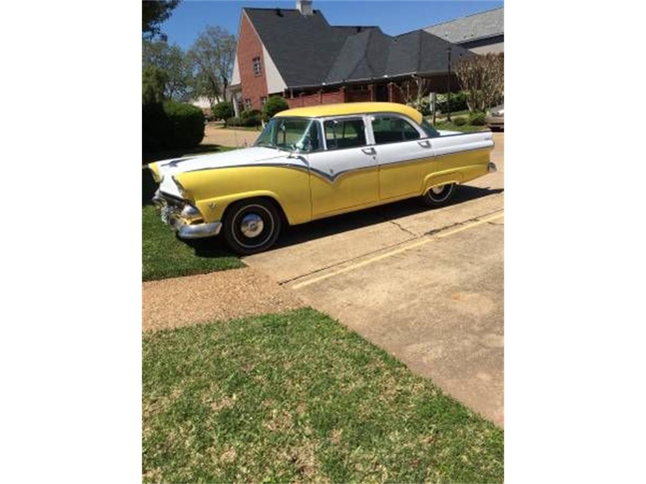 1955 Ford Sedan (CC-1375727) for sale in Cadillac, Michigan