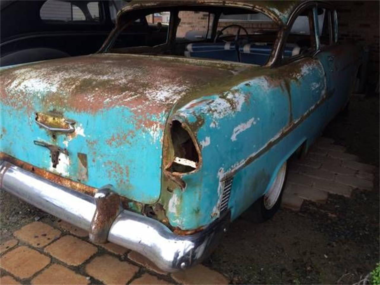 1955 Chevrolet Bel Air (CC-1375728) for sale in Cadillac, Michigan
