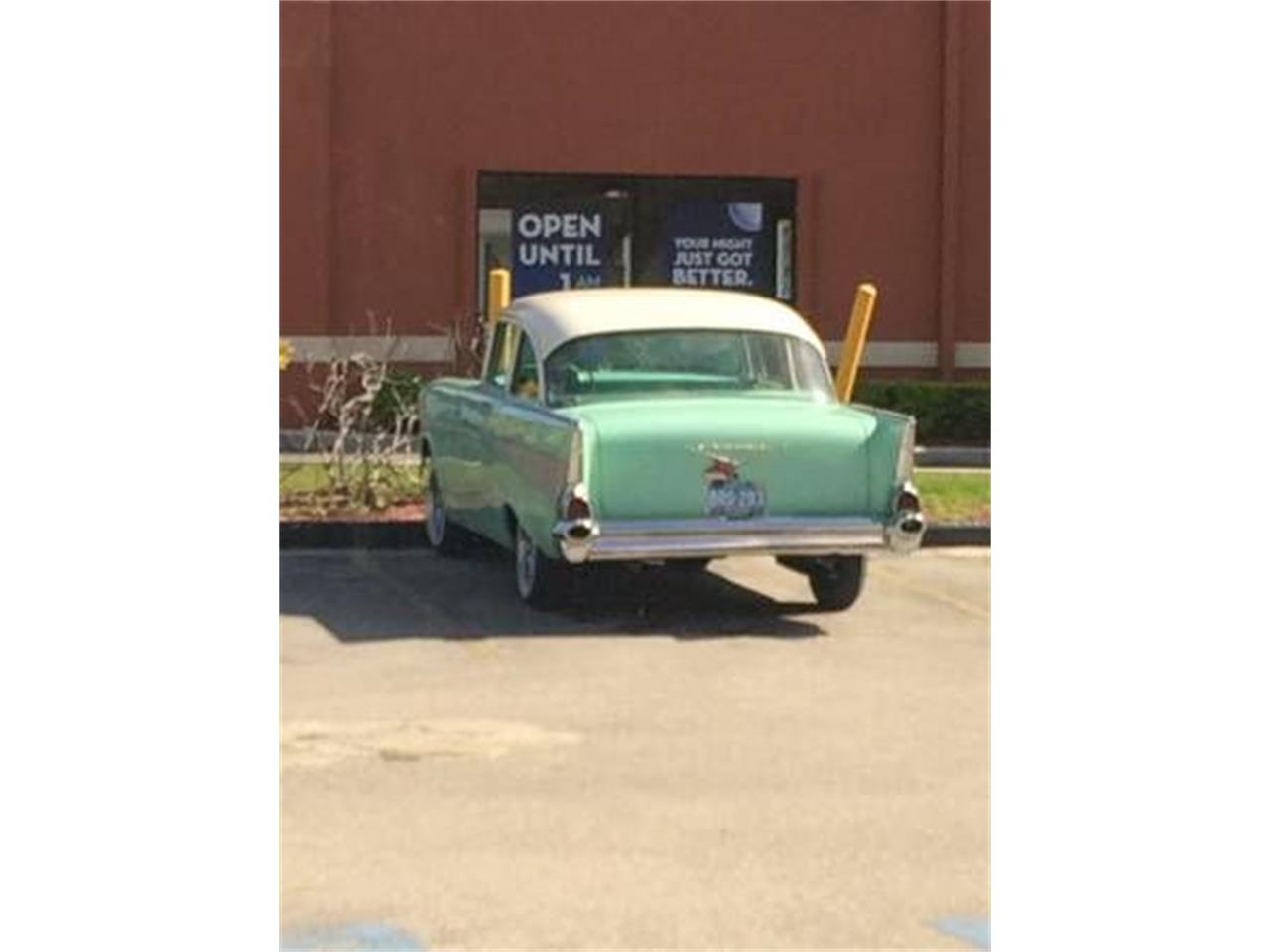 1957 Chevrolet Bel Air (CC-1375729) for sale in Cadillac, Michigan