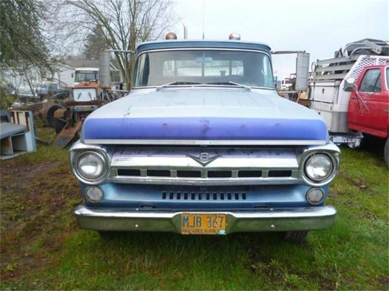 1957 Ford F350 (CC-1375730) for sale in Cadillac, Michigan