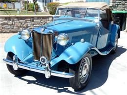 1951 MG TD (CC-1375734) for sale in Cadillac, Michigan