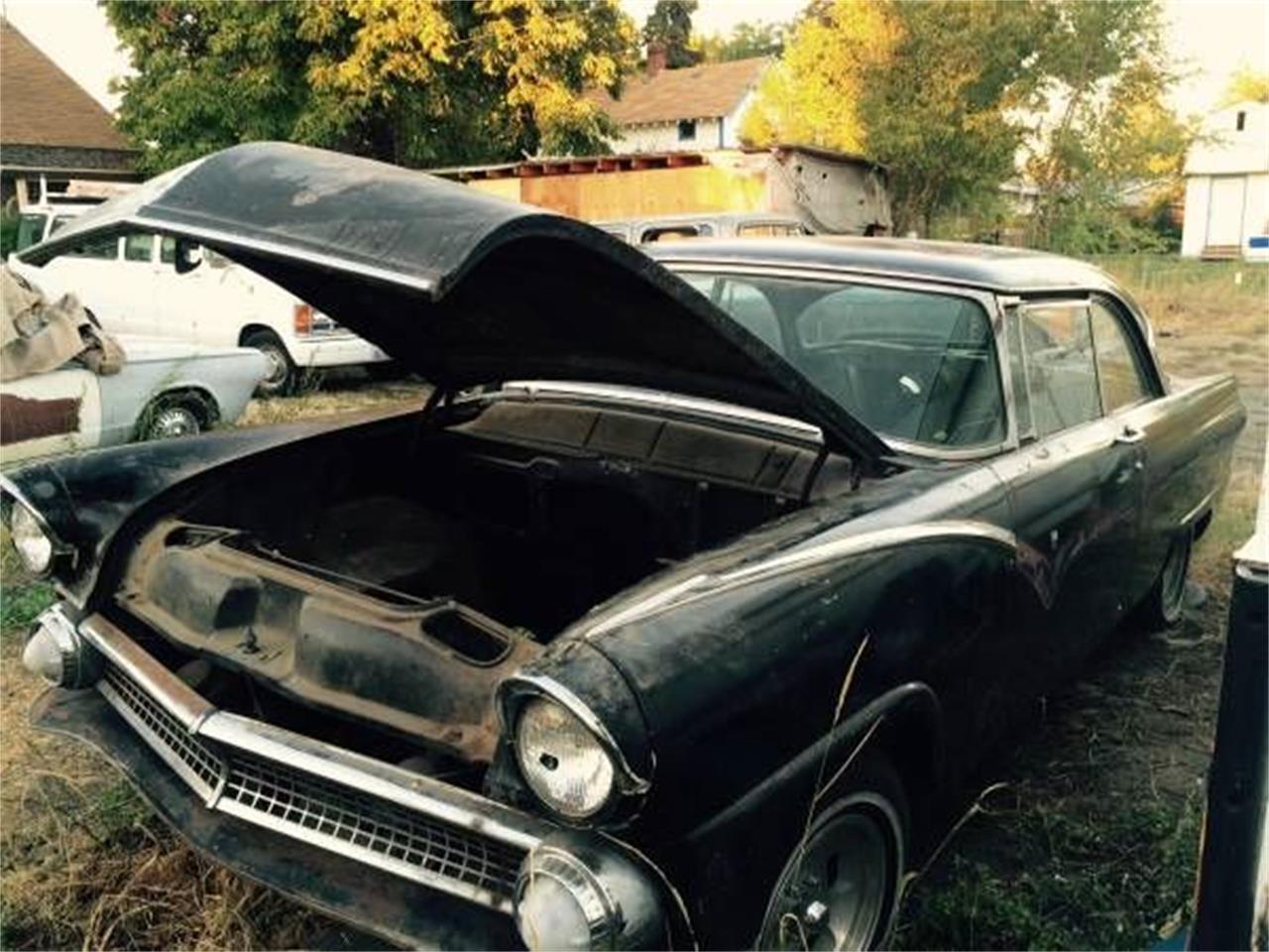 1955 Ford Victoria (CC-1375744) for sale in Cadillac, Michigan