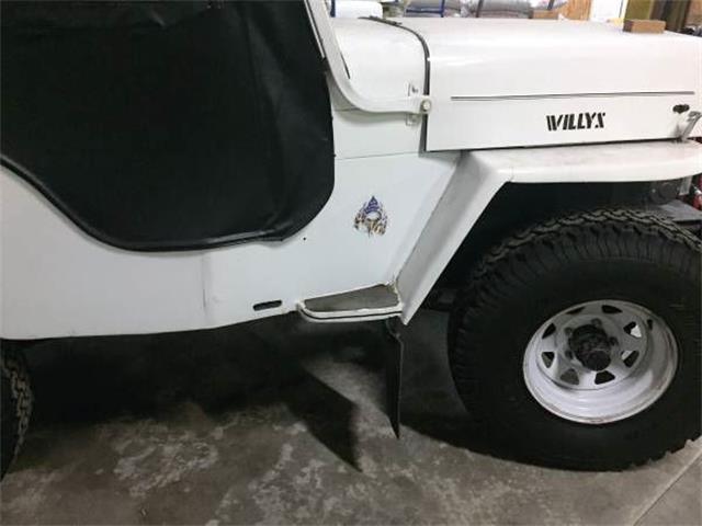1954 Willys CJ-3B (CC-1375749) for sale in Cadillac, Michigan