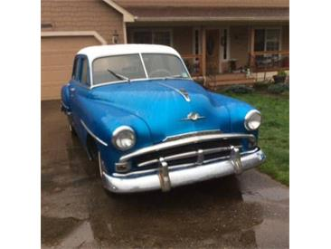 1951 Plymouth Cambridge (CC-1375751) for sale in Cadillac, Michigan