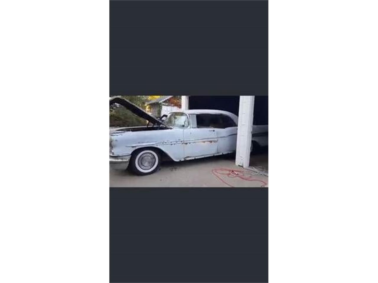 1957 Pontiac Star Chief (CC-1375754) for sale in Cadillac, Michigan