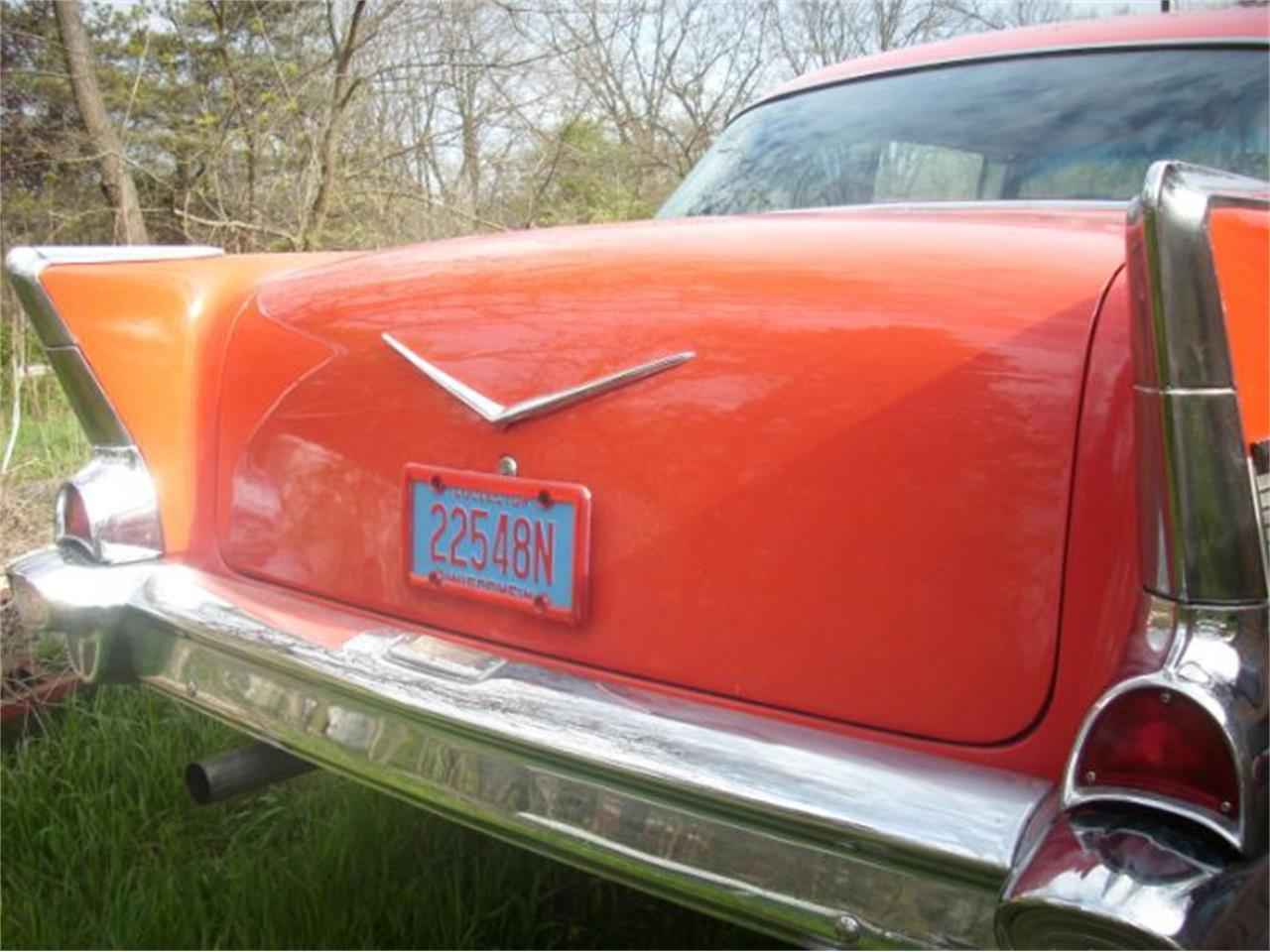 1957 Chevrolet Bel Air (CC-1375755) for sale in Cadillac, Michigan
