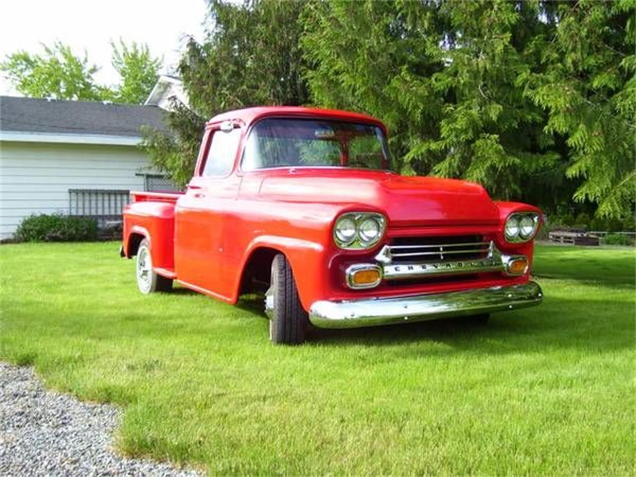 1959 Chevrolet 3100 (CC-1375759) for sale in Cadillac, Michigan
