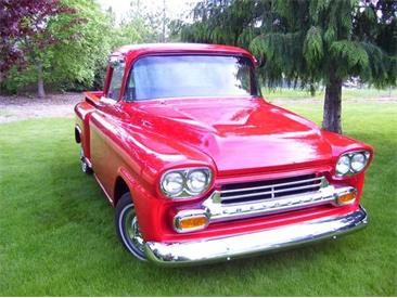 1959 Chevrolet 3100 (CC-1375759) for sale in Cadillac, Michigan