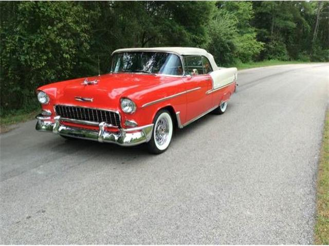 1955 Chevrolet Bel Air (CC-1375761) for sale in Cadillac, Michigan