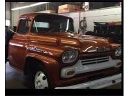 1958 Chevrolet C60 (CC-1375769) for sale in Cadillac, Michigan