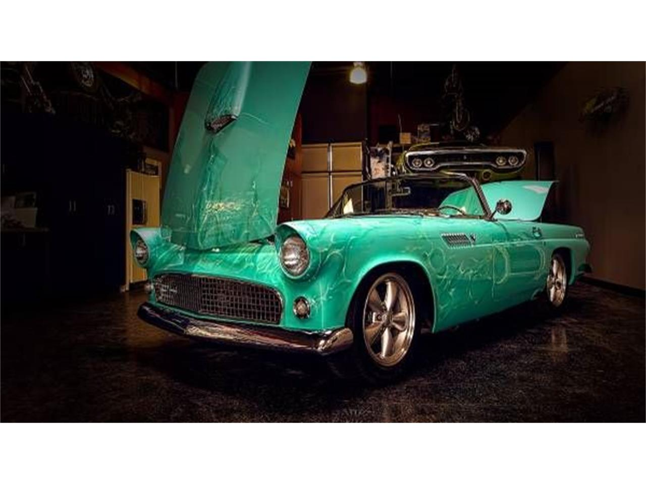 1955 Ford Thunderbird (CC-1375772) for sale in Cadillac, Michigan