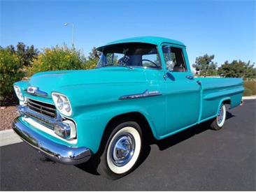 1958 Chevrolet 3100 (CC-1375776) for sale in Cadillac, Michigan