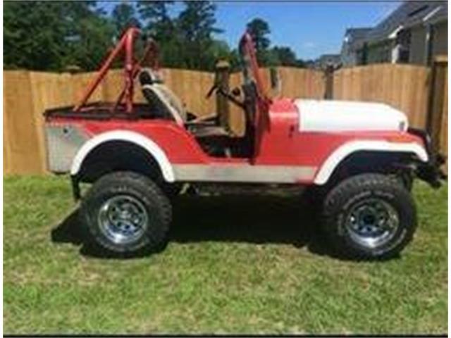 1975 Jeep DJ (CC-1375778) for sale in Cadillac, Michigan