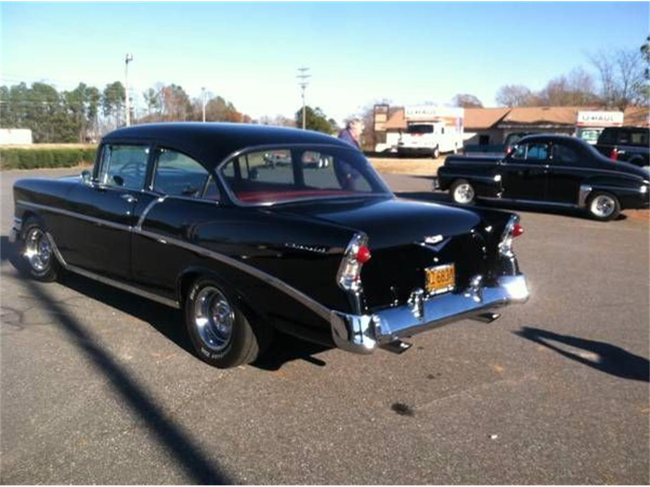1956 Chevrolet Bel Air (CC-1375787) for sale in Cadillac, Michigan