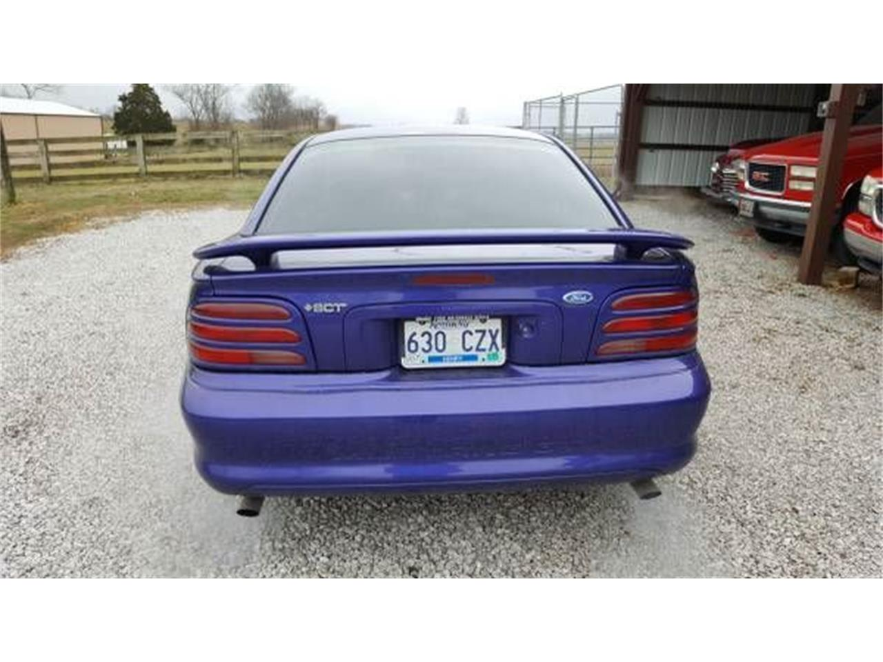 1995 Ford Mustang (CC-1375790) for sale in Cadillac, Michigan