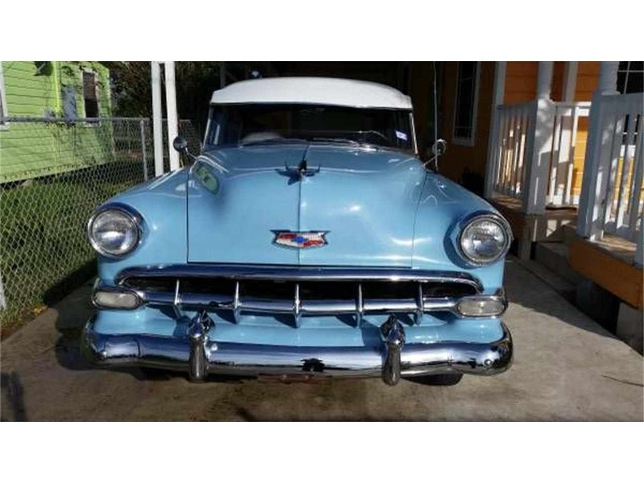1954 Chevrolet Bel Air (CC-1375793) for sale in Cadillac, Michigan