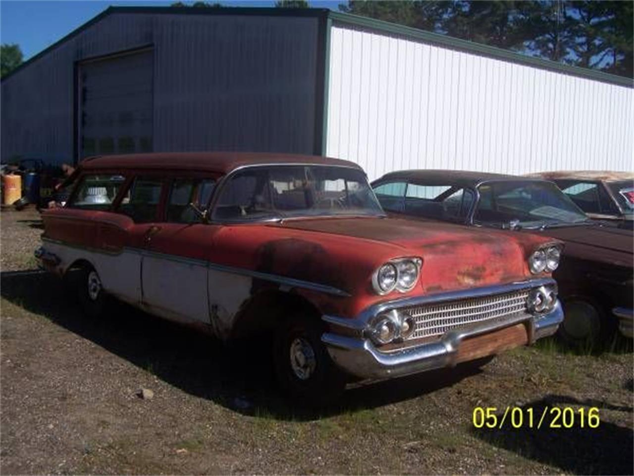 1958 Chevrolet Yeoman (CC-1375797) for sale in Cadillac, Michigan
