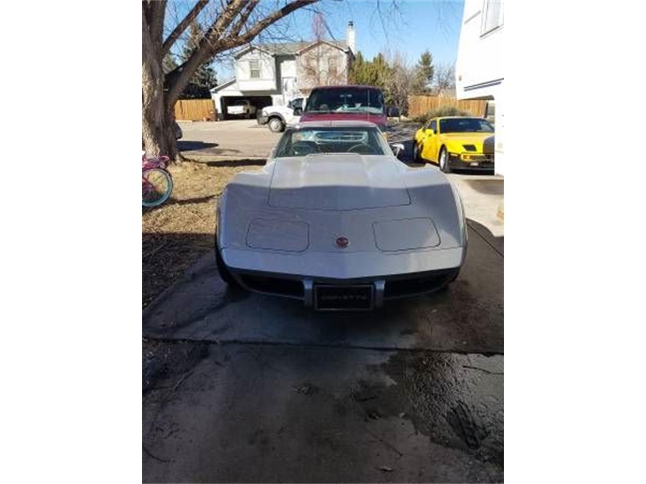 1975 Chevrolet Corvette (CC-1375798) for sale in Cadillac, Michigan