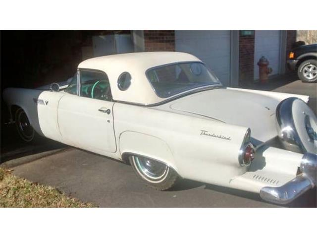 1955 Ford Thunderbird (CC-1375802) for sale in Cadillac, Michigan