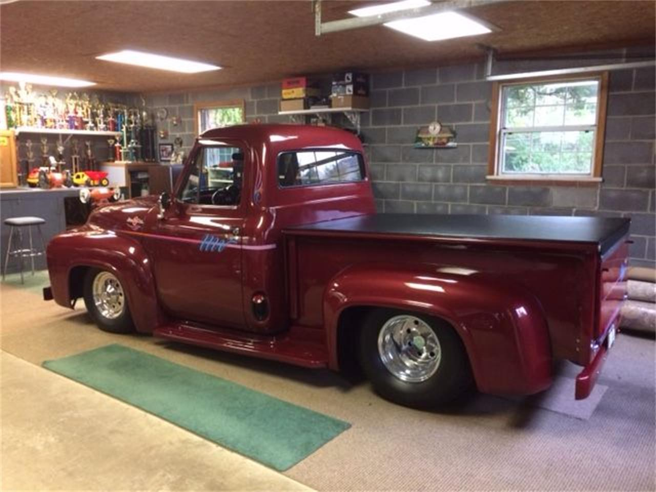 1954 Ford F100 (CC-1375808) for sale in Cadillac, Michigan