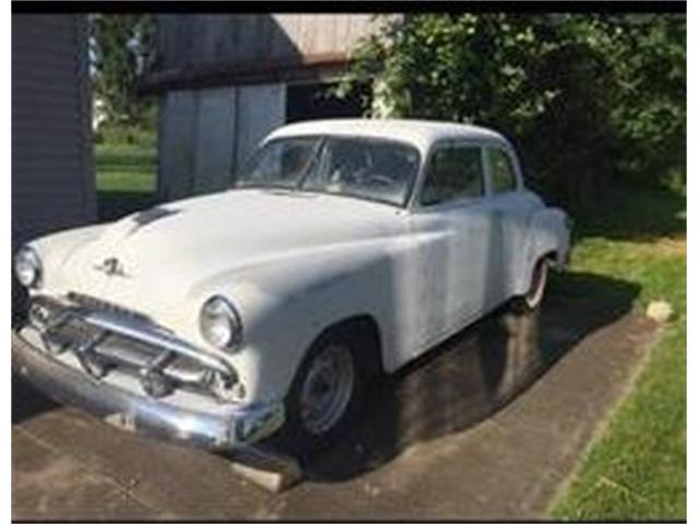 1952 Plymouth Cambridge