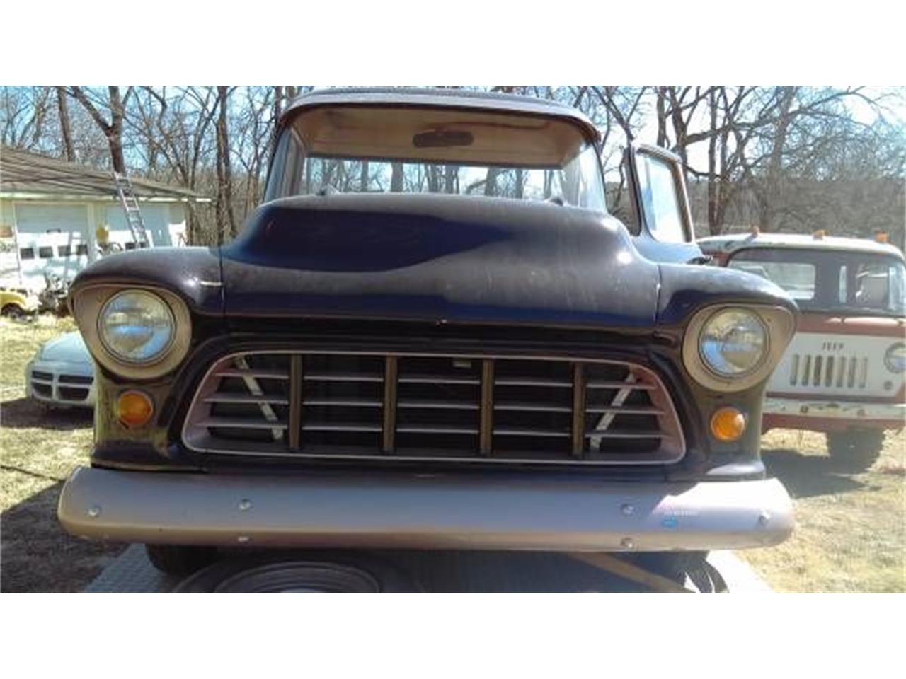 1957 Chevrolet 3100 (CC-1375825) for sale in Cadillac, Michigan