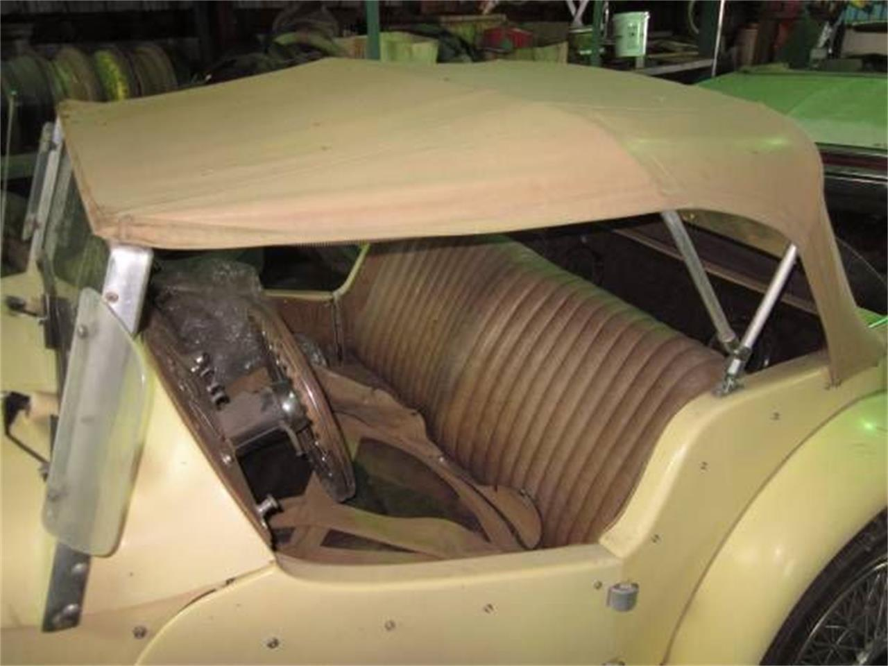 1953 MG MGB (CC-1375827) for sale in Cadillac, Michigan