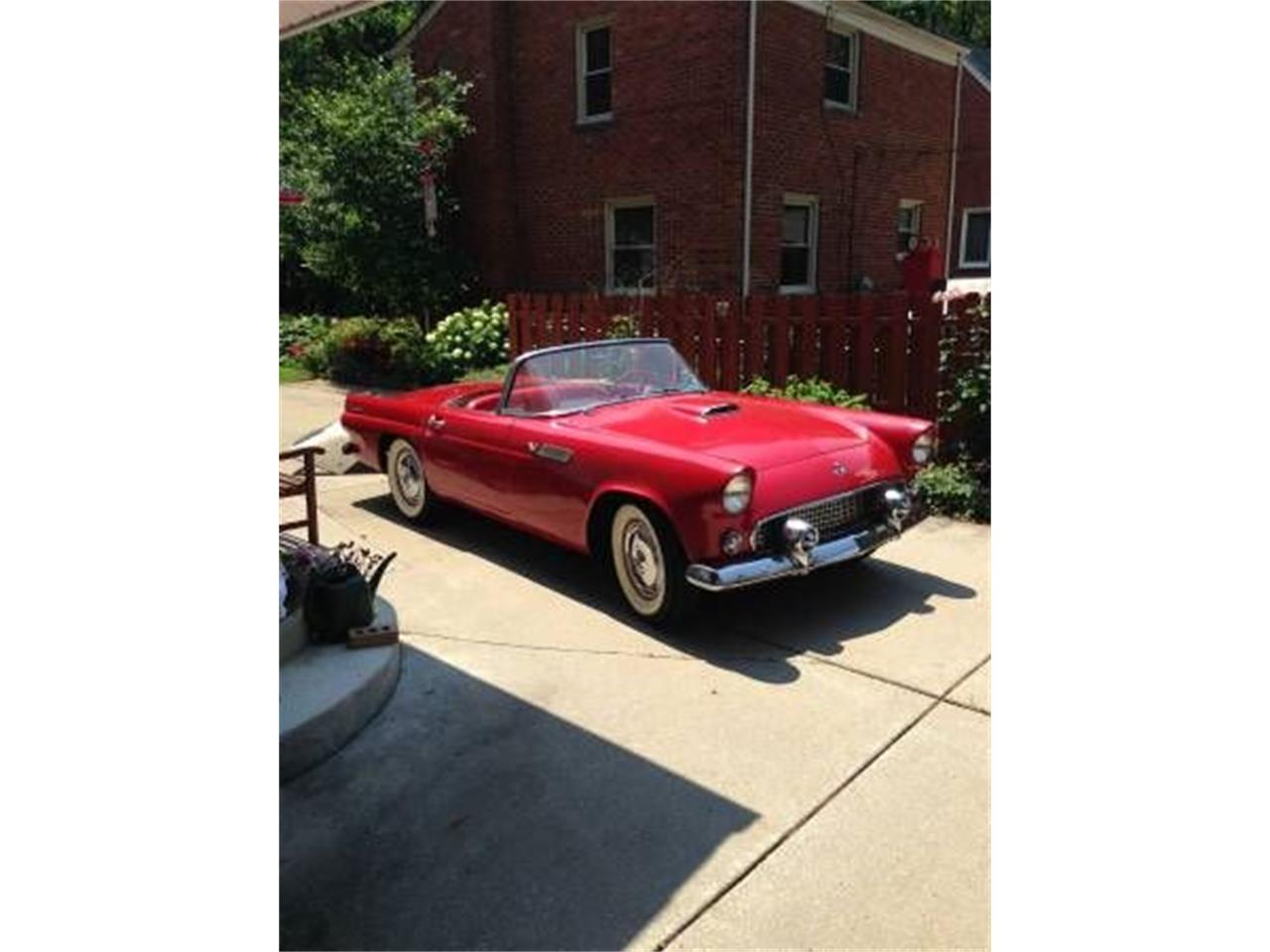 1955 Ford Thunderbird (CC-1375830) for sale in Cadillac, Michigan